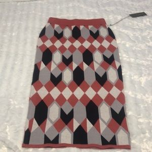 NWT skirt ** top sold separately **